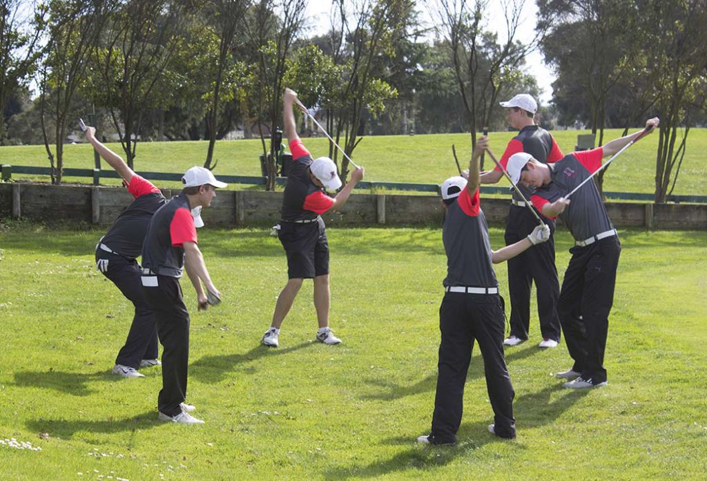 Fitness Components For Golf